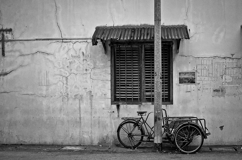 Window and Trishaw