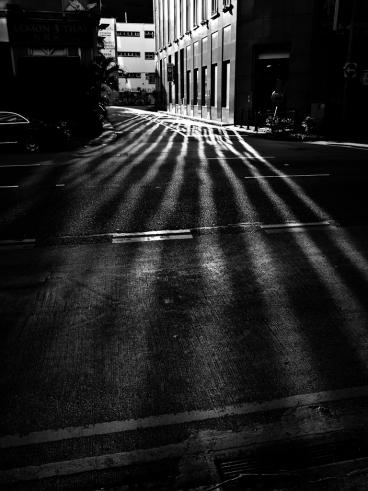 Shadow bars